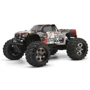 HPI Racing 105644 RTR Savage X 4.6 Toys & Games