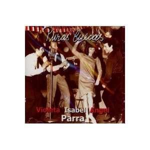 PURAS CUENCAS ANGEL PARRA,Isabel Parra VIOLETA ISABEL Music