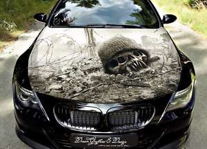 STICKER DECAL VINYL COLOR HOOD ANY CAR CALL OF DUTY #85