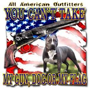 Dixie Rebel Dog YOU CANT TAKE MY GUN, DOG OR MY FLAG