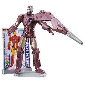 Disney Hypervelocity Armor Iron Man 2 Action Figure    3 3