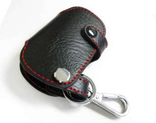 Leather Smart Key Holder Fob Case Chain Audi A4 A5 A6 I