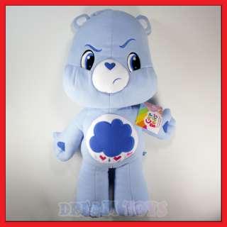 Care Bears 23 Grumpy Bear Plush Doll   Cuddle Pillow