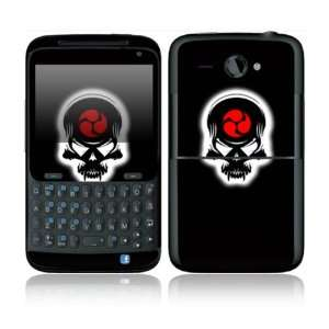 / ChaCha Decal Skin Sticker   Samurai Death Skull