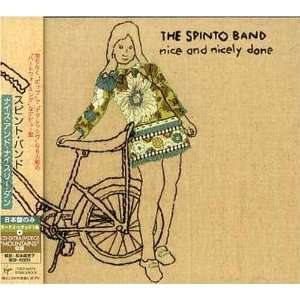 Nice and Nicely Done: The Spinto Band: Music