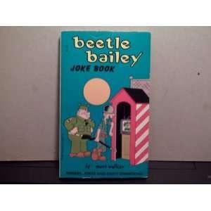 Beetle Bailey Joke Book Riddles, Jokes, and Daffy