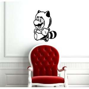 Mario Baby Kids Room Nursery Wall Vinyl Sticker Decals Art