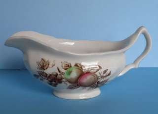 JOHNSON BROTHERS HARVEST TIME GRAVY BOAT 30% OFF SALE