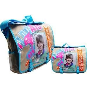 High School Musical Troy Messenger Bag backpack Toys & Games