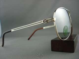 Limited CHP Designer Gold Mirror Aviator Sunglasses B