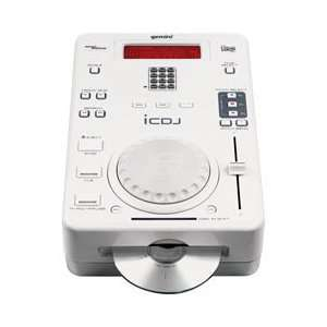 Gemini Sound Slot Load Table top CD player  Players