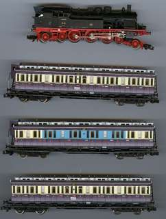 Fleischmann N 7887; Prussian Freight Car set ERA II, boxed