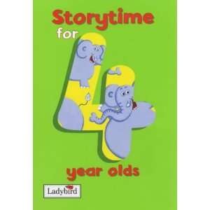Storytime for 4 Year Olds (9780721424828) Joan Stimson Books