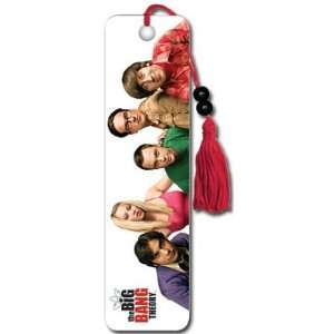 (2x6) Big Bang Theory Group TV Collectors Beaded Bookmark
