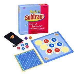 Roll n Subtract Toys & Games