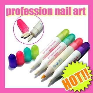 Nail Art Polish Corrector Pen Remove Mistakes S209