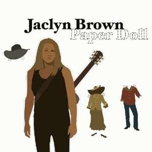Paper Doll Jaclyn Brown Music