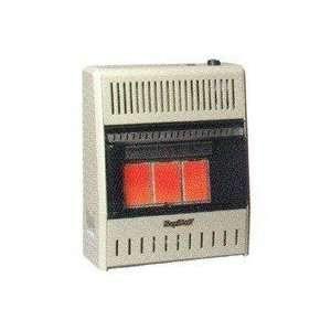 World KWN195 18,000 BTU Vent Free Natural Gas Infrared Wall Heater