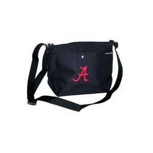 Alabama Crimson Tide Logo Embroidered Purse: Sports