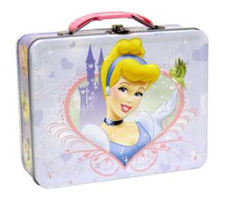 Disney Princess Cinderella School Kids Lunch Box Bag