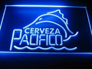 Creveza Pacifico Logo Beer Bar Pub Store Neon Light Sign Neon LED