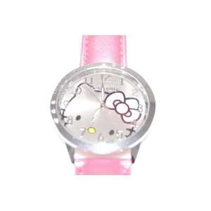 Cute Hello Kitty Watch Color(pink) #WN