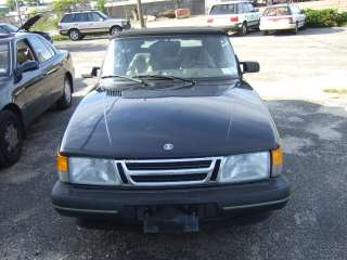 88 94 Saab 900 Convertible Black Roof Top Used NICE