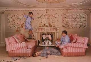 Rory, Macaulay, Kieran Culkin VANITY FAIR clippings