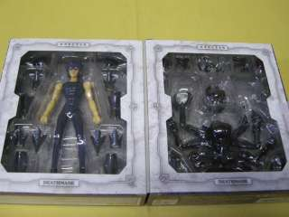 Bandai Saint Seiya Cloth Myth Hades Saga Camus surplice 5 Set display
