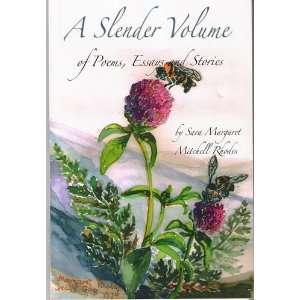 of Poems, Essays and Stories Sara Margaret Mitchell Rhodes Books
