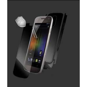 IPG Samsung Galaxy Nexus Invisible FULL BODY Protector