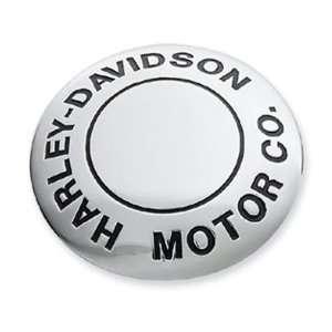 Harley Davidson H D Motor Co. Fuel Cap Cover Medallion