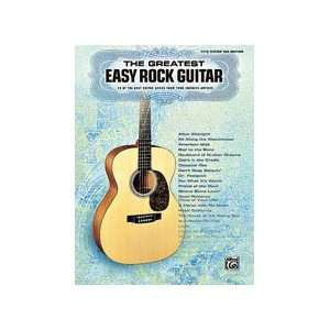 Time Classic Rock To Modern Rock   Easy Guitar Musical Instruments