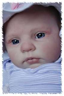 HONEY ooak doll lifelike art ARTIST Baby GIRL Donna RuBert