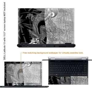 Protective Decal Skin Sticker for Dell Latitude 13 13.3