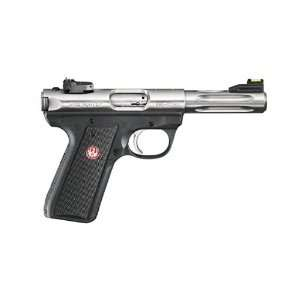 22 LR RUGER KP45HMKIII 22/45 SS:  Sports & Outdoors