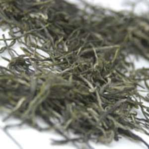 Emerald Tips Green Needle (Fujian) Fancy Leaf Estate Loose Tea 1/2