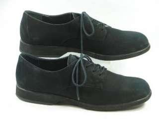 ROCKPORT Black Nubuck Walking Oxfords Shoes Womens 10 N