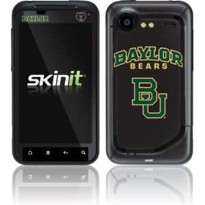 Baylor University Bears skin for HTC Droid Incredible 2