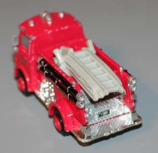 Disney Pixar CARS Movie RED Radiator Springs Fire Dept Truck Mega