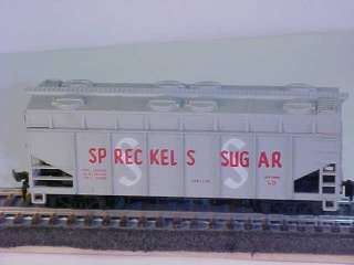 Gilbert American Flyer HO/S Scale RISS Fruehauf Four Wheel 28ft