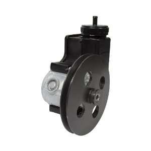 AGR Performance 802226P Steel Power Steering Pump/Pulley