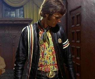 beautiful Jacket worn by Peter Fonda in his famous movie EASY RIDER