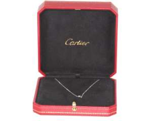 DIAMANTS LÉGERS DE CARTIER HEART MOTIF 18K White Gold Diamond