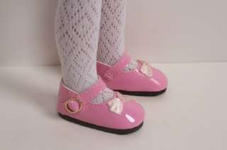 PINK Patent MJ Doll Shoes For Dianna Effner 13 Vinyl♥