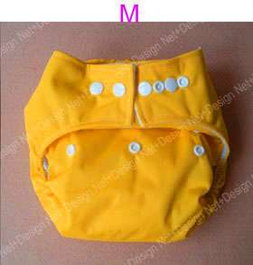 New 1PCS Washable Reusable Baby Cloth Diaper Nappy All in one 2 insert