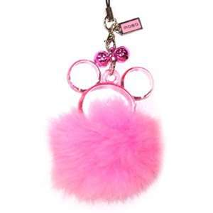 Disney Mickey / Minnie Mouse Pink Furtastic Handheld & Cell
