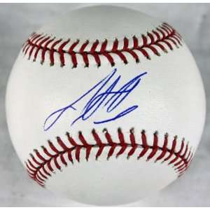 Matt Cain Signed Ball   Authentic Oml Psa dna