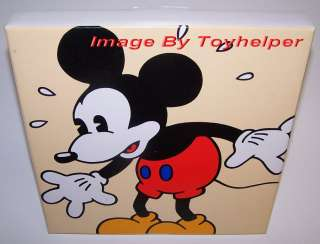 DISNEY MICKEY MOUSE PLATE CLASSICS COLLECTION