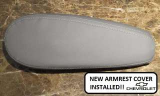95 99 Chevy Suburban Tahoe 2500 LT LS Leather Driver Side Bottom Seat
